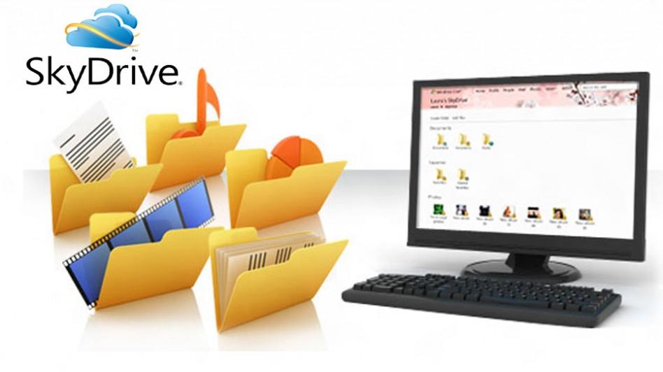 SkyDrive File Sharing software