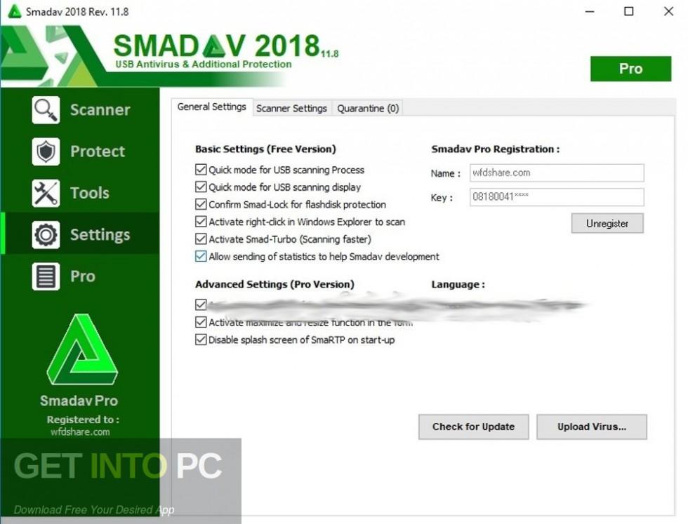 Smadav Pro 2018 Latest Version Download-GetintoPC.com