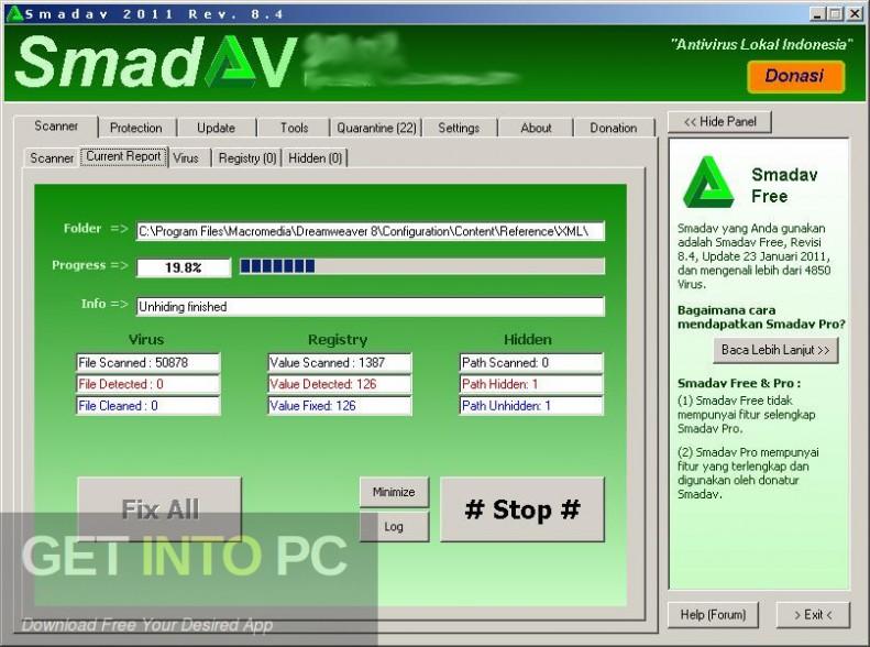 Smadav Pro 2018 Offline Installer Download-GetintoPC.com