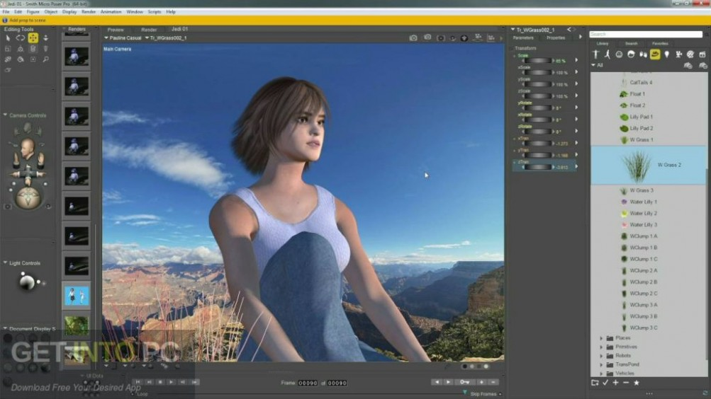 Smith Micro Poser Pro v11 + Content + Plugins Direct Link Download-GetintoPC.com