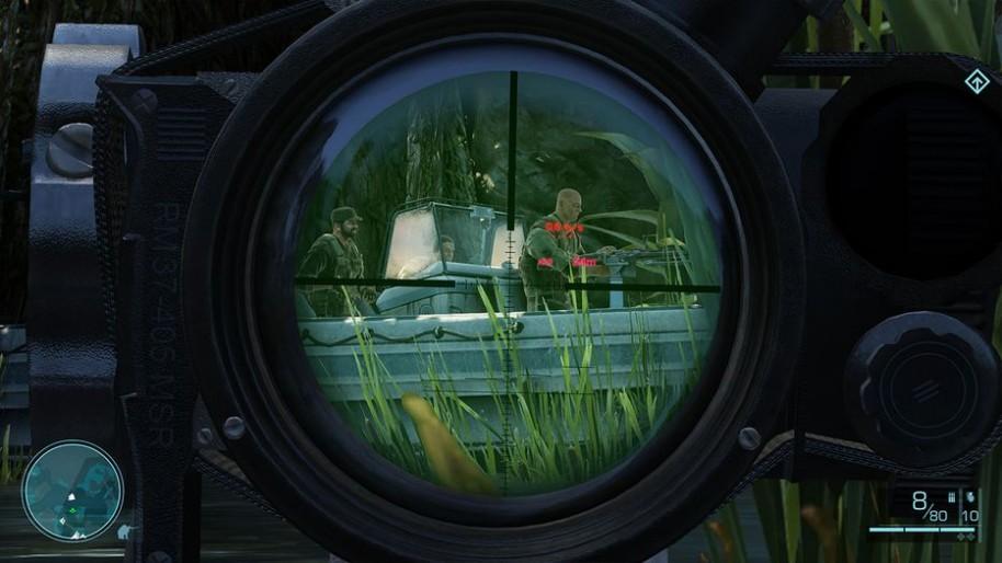 sniper ghost warrior 2 features