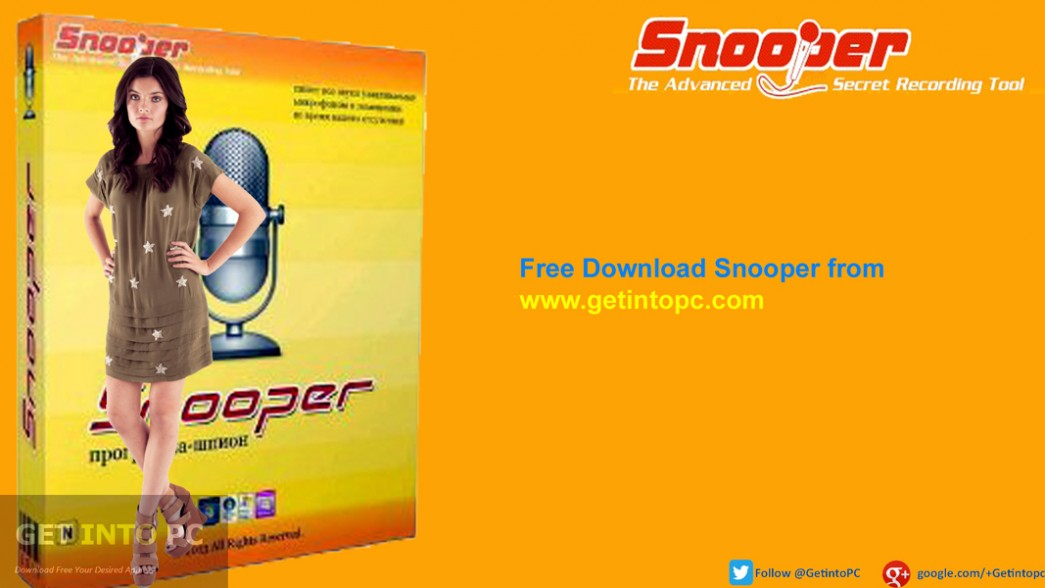 Snooper Download For free