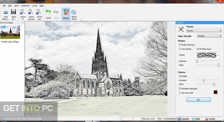 SoftOrbits Sketch Drawer Pro Latest Version Download-GetintoPC.com