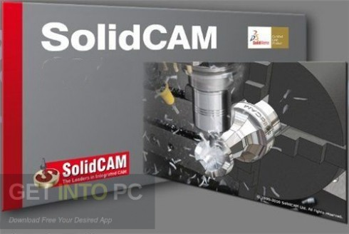 SolidCAM 2017 SP2 HF3 for SolidWorks 2012-2018 Free Download