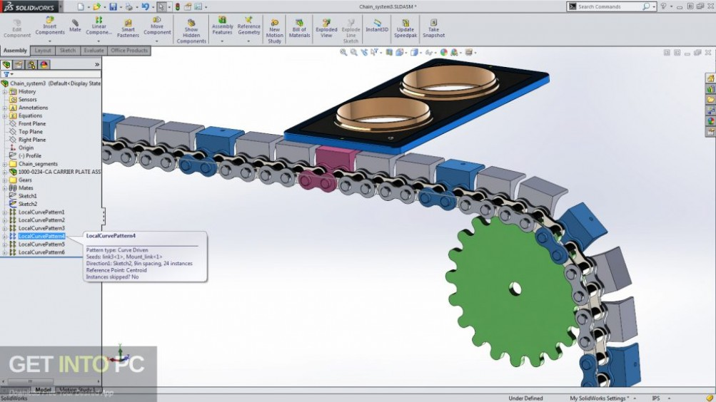 SolidWorks 2014 Premium Latest Version Download-GetintoPC.com