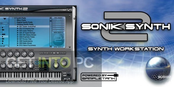 Sonik Synth 2 VSTi Free Download-GetintoPC.com