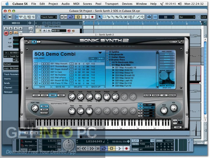 Sonik Synth 2 VSTi Latest Version Download-GetintoPC.com