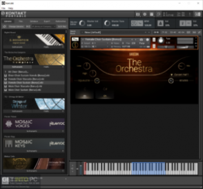 Sonuscore The Orchestra Complete (for Best Service) (KONTAKT) Free Download-GetintoPC.com