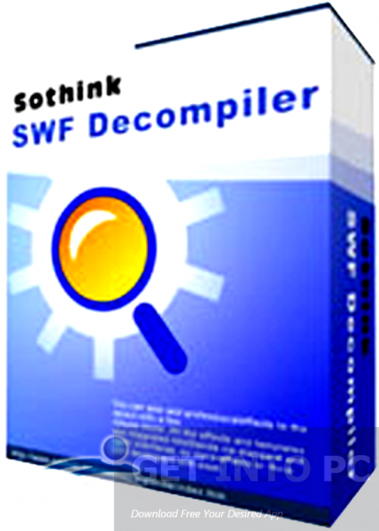 SourceTec Software Sothink SWF Decomplier Free Download