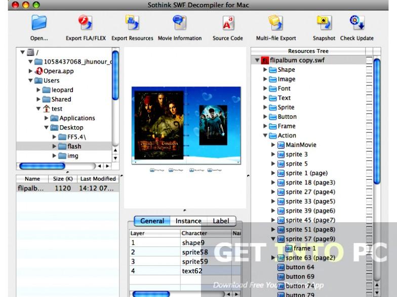 SourceTec Software Sothink SWF Decomplier Offline Installer Download