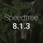 SpeedTree Cinema 8.1.3 x64 + Library + Subscription Free Download