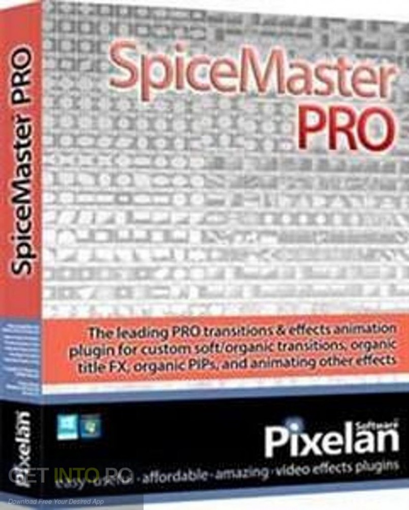 SpiceMASTER Pro Plugins Free Download-GetintoPC.com