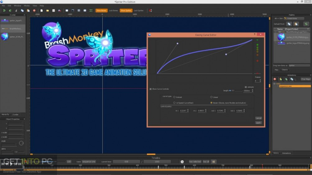 Spriter Pro Latest Version Download-GetintoPC.com