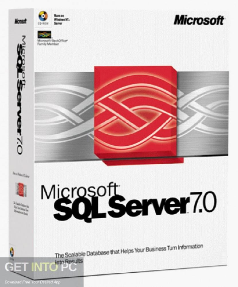 SQL Server 7.0 Free Download-GetintoPC.com