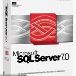SQL Server 7.0 Free Download