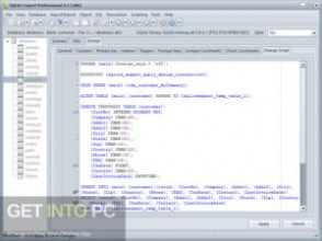 SQLite Expert Professional 2020 Direct Link Download-GetintoPC.com