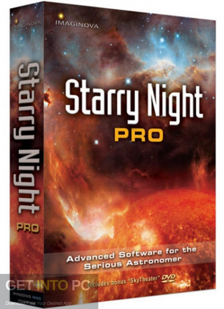 Starry Night Pro Plus 6 Free Download-GetintoPC.com