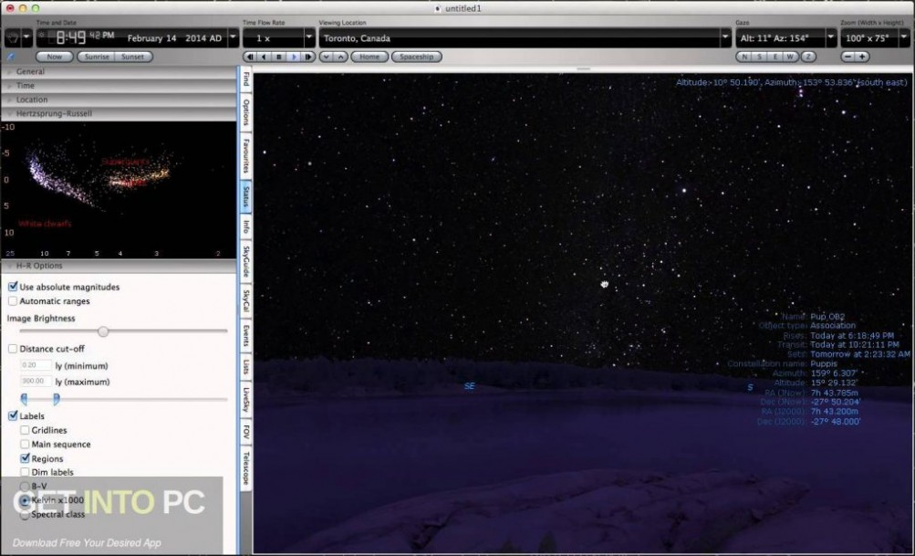 Starry Night Pro Plus 6 Latest Version Download-GetintoPC.com