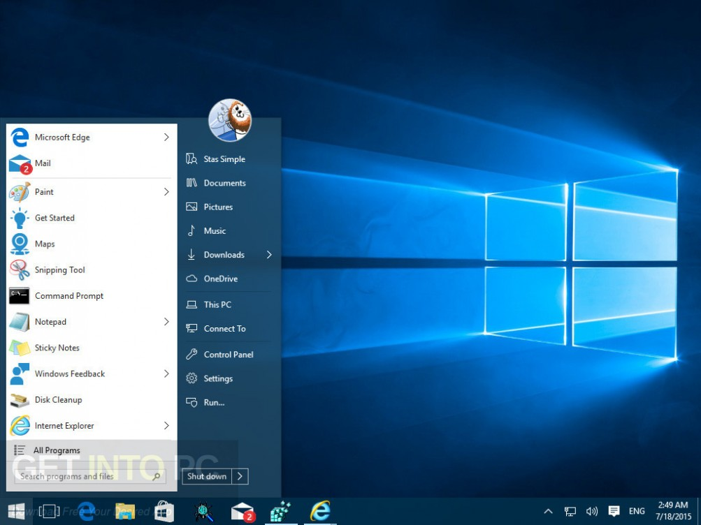 StartIsBack ++ 2.6.1 for Windows 10 Latest Version Download