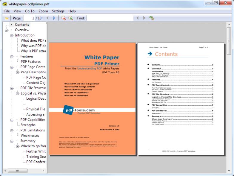 Sumatra PDF Free Download