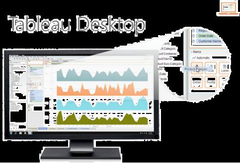 Tableau Desktop Pro 2018 Free Download
