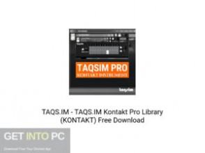 TAQS.IM TAQS.IM Kontakt Pro Library (KONTAKT) Offline Installer Download-GetintoPC.com