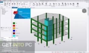 Tekla Structures 2019 Free Download-GetintoPC.com