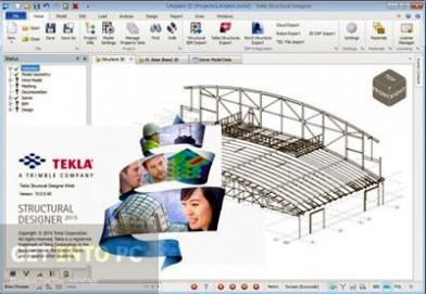 Tekla Structures SR3 64 Bit Free Download