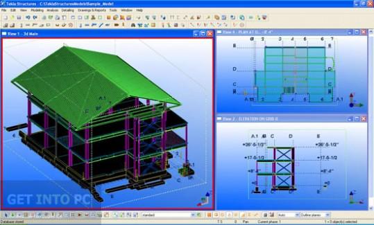 Tekla Structures SR3 64 Bit Offline Installer Download
