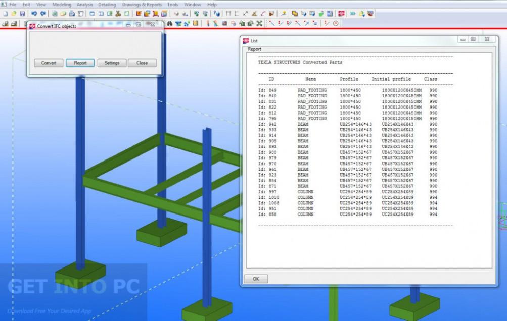 Tekla Structures Version 21 Latest Version Download