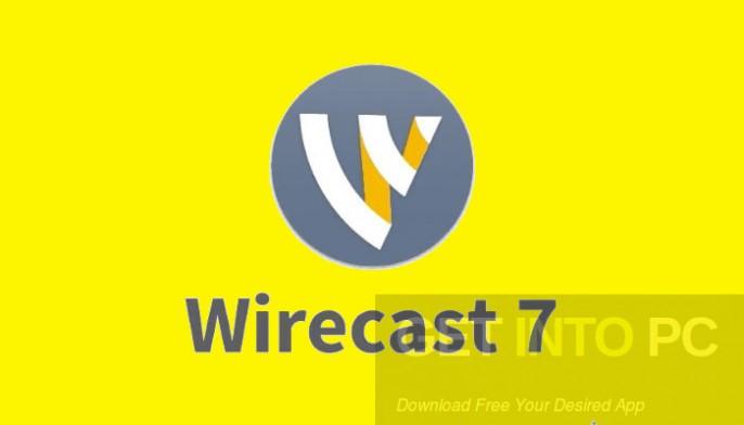 Telestream Wirecast Pro 7 64 Bit Free Download