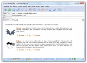 Message Editor Window