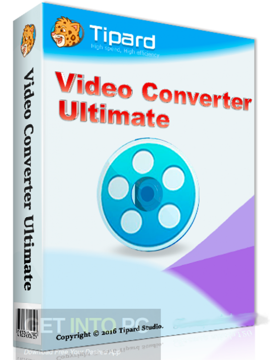 Tipard Video Converter Ultimate 9.2.30 Free Download