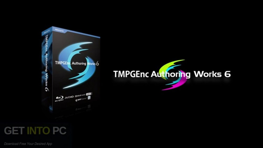 TMPGEnc Authoring Works 6 Free Download-GetintoPC.com