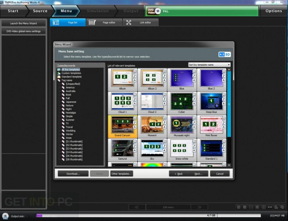 TMPGEnc Authoring Works Offline Installer Download