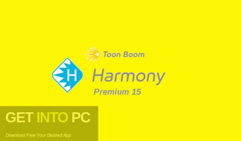 Toonboom Harmony Premium 15 Free Download-GetintoPC.com