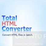 Total HTML Converter Free Download