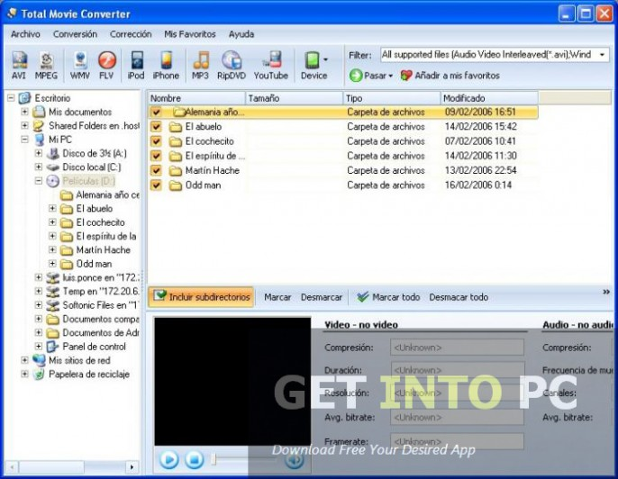 Total Movie Converter For Windows