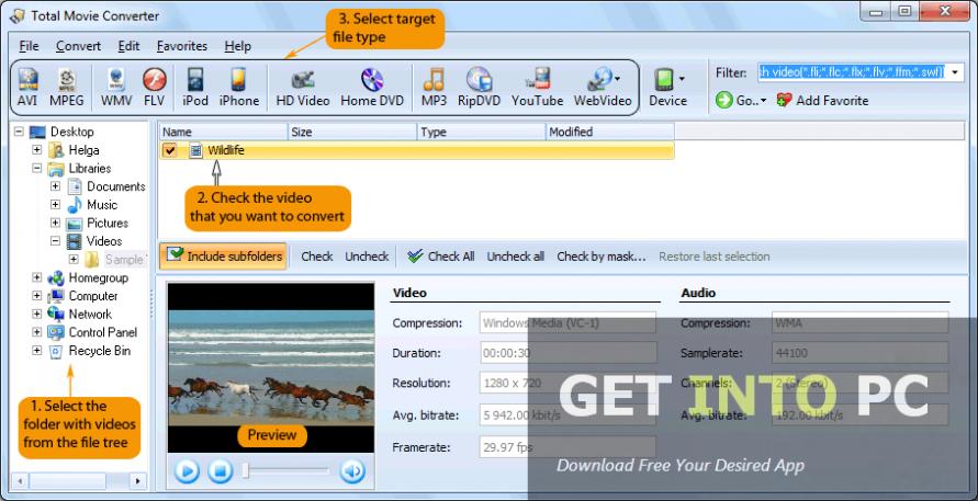 Total Movie Converter Free Download