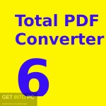 Total PDF Converter 6 Free Download