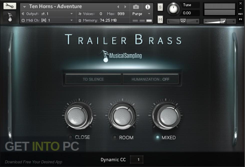 Trailer Brass KONTAKT Latest Version Download-GetintoPC.com