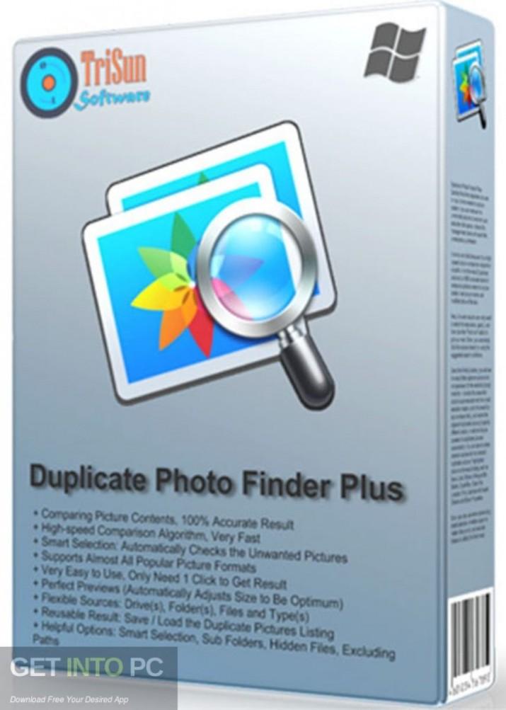 TriSun Duplicate File Finder Plus Free Download-GetintoPC.com