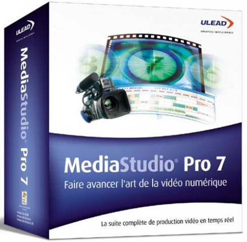 Ulead MediaStudio Pro 7 Free Download - Get Into Pc