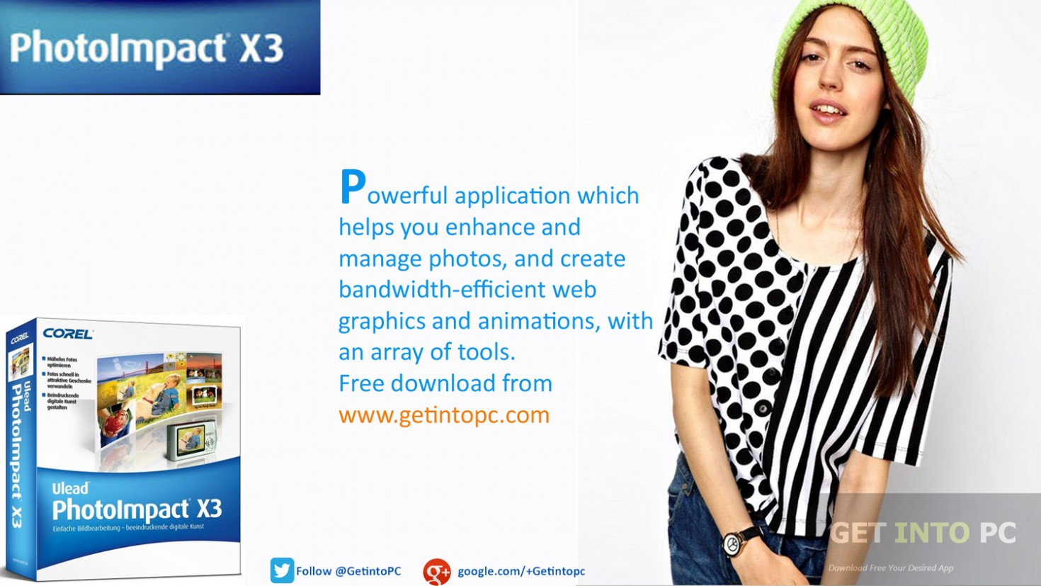 Download Ulead PhotoImpact X3 For Windows