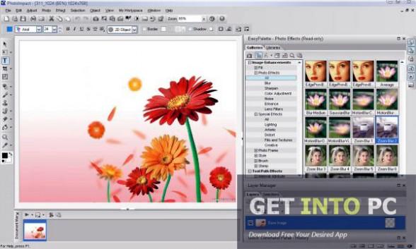 Ulead PhotoImpact X3 Direct Link download