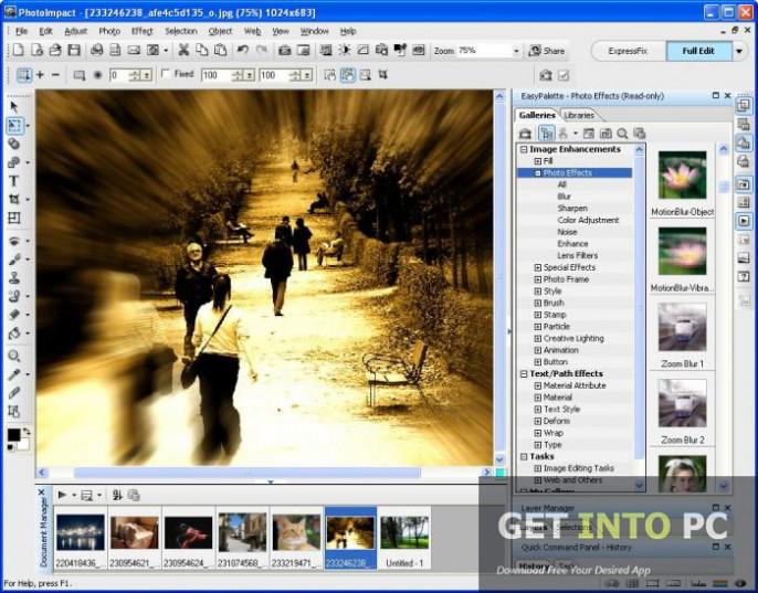 Ulead PhotoImpact X3 latest Version Download