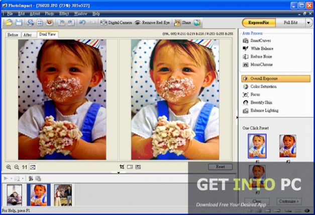 Ulead PhotoImpact X3 Offline Installer Download