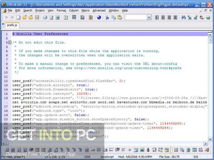 UltraEdit v17 Direct Link Download-GetintoPC.com