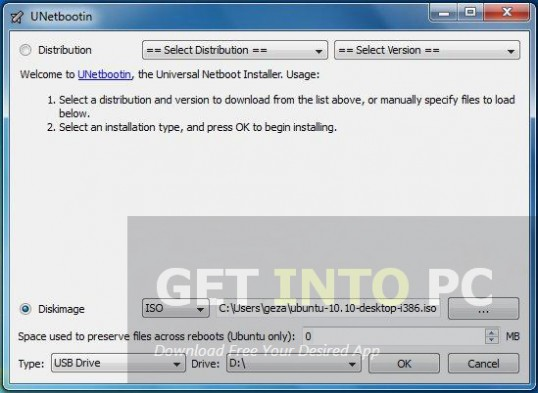 UNetbootin Free Download