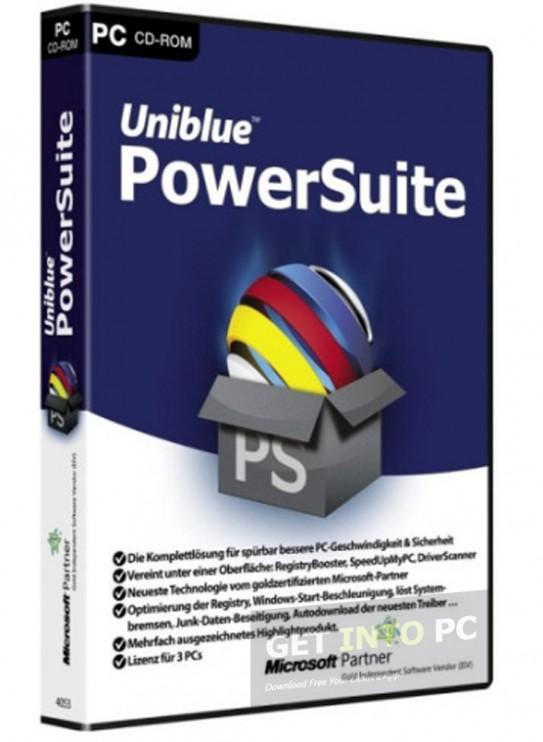 Uniblue Powersuite 2015 Free Download